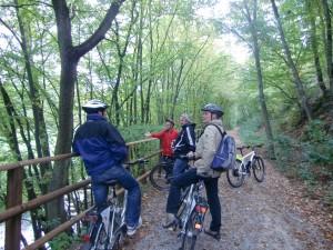 Erste Runkeler Radtour